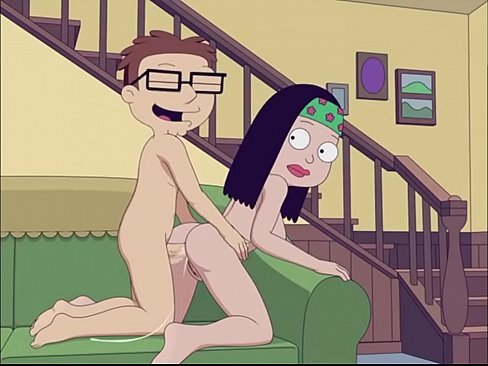 Steve Smith Fucks Hayley Smith -  American Dad