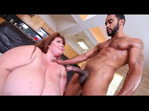 Sucking the bbc bbw anal women should