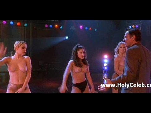 Gina gershon and elizabeth barkley nude scene from showgirls 3