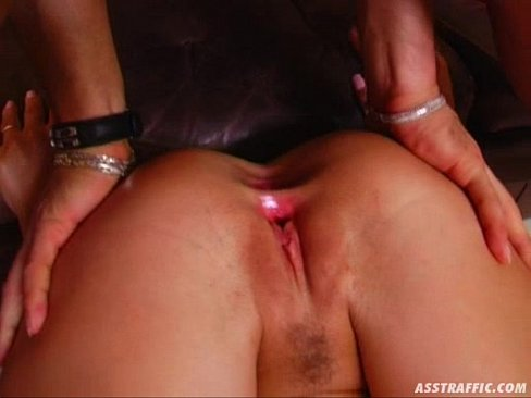 Ass fuck for orgasm