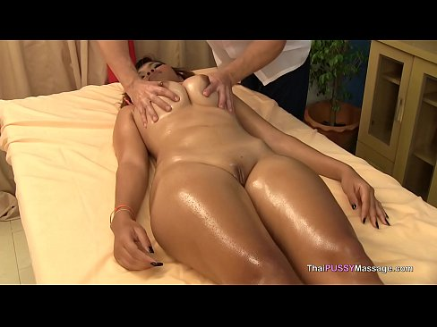 Big Tits Oil Massage Fuck