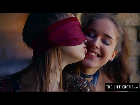 Blindfolded Teen Being Masturbated By A Girl Xnxx Com