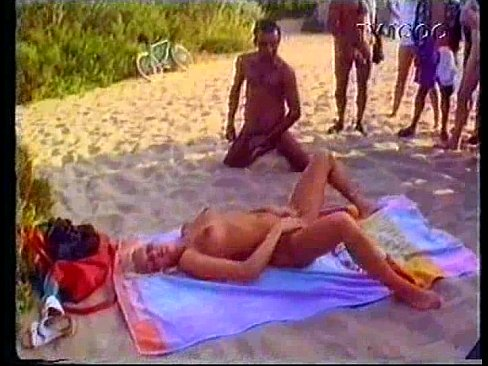 Beach nudist Swinger