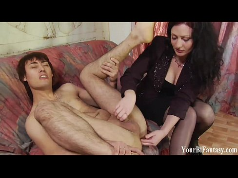 With cock submissive sucker can
