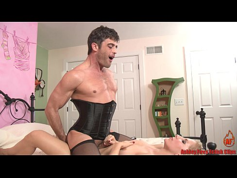 Femdom wife male sub husband shared