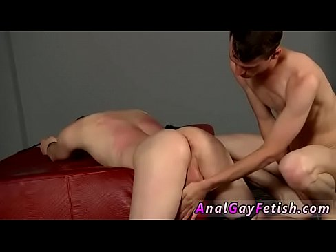 Shaved gay cock anal img