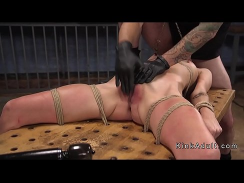 Tied Up Fucked Hard Teen