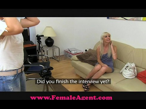 FemaleAgent Female Agent VS Fake Agent
