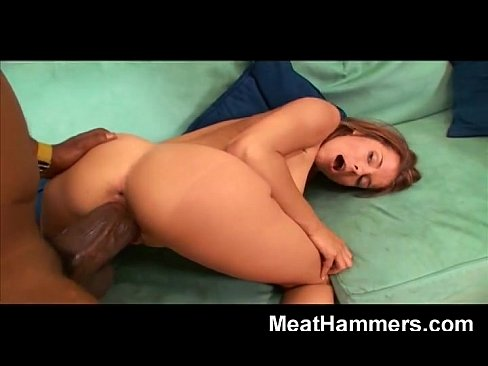 Sexy girl enjoys fucking a big cock