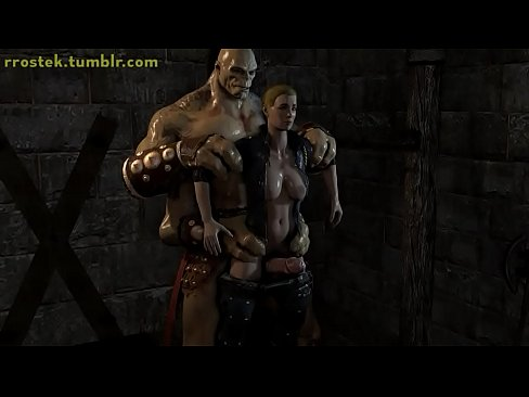 Remarkable, rather mortal kombat do porn