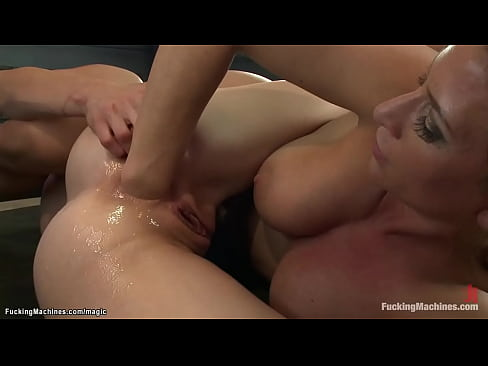 Two dicks one hole porn