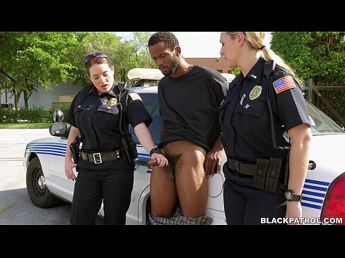 Black street dick sucking