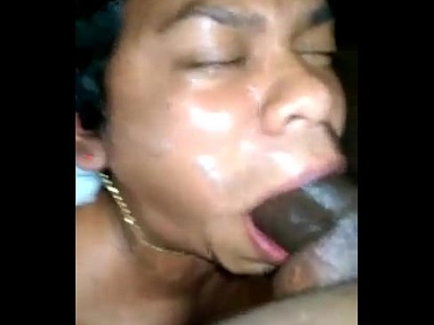 Sloppy Bbw Ebony Deepthroat