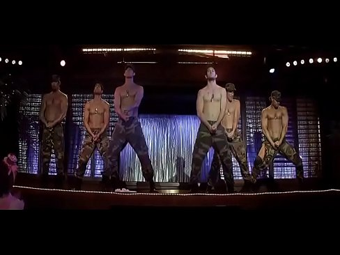 Magic Mike Strippers