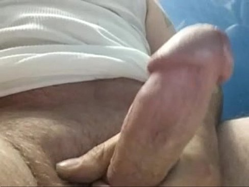 Hard white dick big long schlong