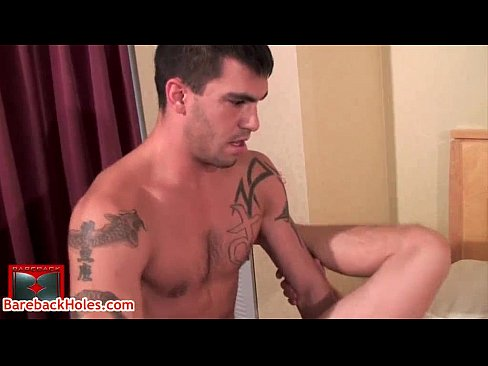 Sage daniels and rocco martinez in gay bareback sex