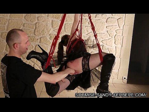 Bdsm bondage video