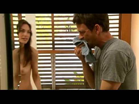 Claire Forlani nude topless in the shower – The Diplomat (2009)  zorg-11365