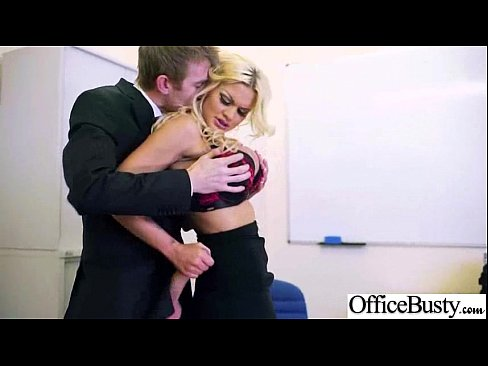 Hard Sex Action With Slut Big Tits Office Girl (candy sexton) video-12