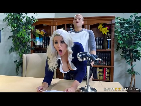 Brazzers - (Alix Lovell) - Big Tits At School