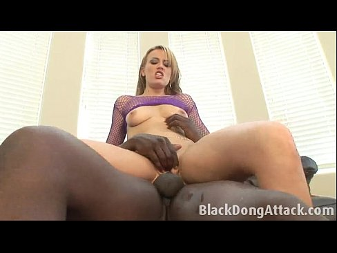 black big White slut