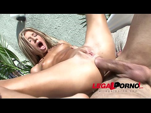 college girl tries anal