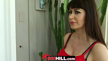 Geek Punished By Dominatrix Neighbor.mp4