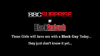20 Year Old Gymnast Coed Brianna Anderson is totally surprised by her first Big Black Cock! She can barely fit that huge dark dick in her mouth muss less her asshole! Full Video at BlackAmbush.com!