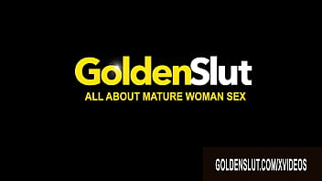GoldenSlut - Mature Nailed in Doggy Comp